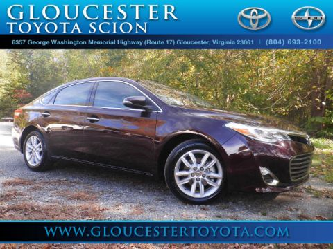 Pre-Owned 2014 Toyota Avalon XLE FWD Sedan